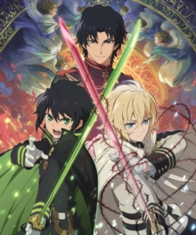 Seraph of the End: Season 1 - Part 1, Blu-ray BluRay