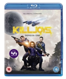 Killjoys: Season 1, Blu-ray BluRay