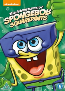 The Adventures of SpongeBob Squarepants, DVD DVD