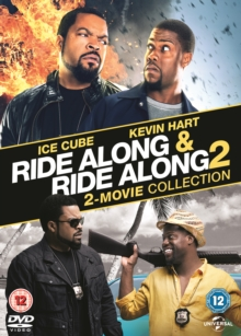 Ride Along 1 & 2, DVD DVD