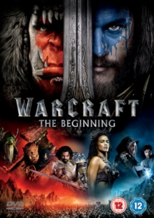 Warcraft: The Beginning, DVD DVD