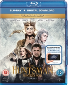 The Huntsman - Winter's War, Blu-ray BluRay
