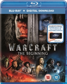 Warcraft: The Beginning, Blu-ray BluRay