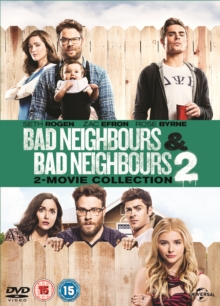 Bad Neighbours/Bad Neighbours 2, DVD DVD