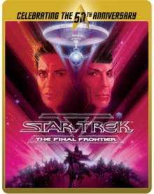 Star Trek 5 - The Final Frontier, Blu-ray BluRay