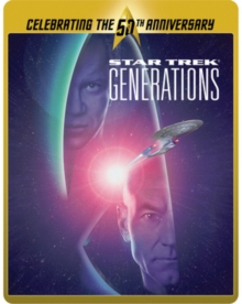 Star Trek 7 - Generations, Blu-ray BluRay