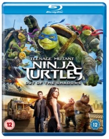 Teenage Mutant Ninja Turtles: Out of the Shadows, Blu-ray BluRay