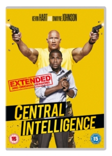 Central Intelligence, DVD DVD