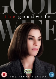 The Good Wife: The Final Season, DVD DVD