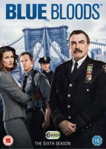 Blue Bloods: The Sixth Season, DVD DVD