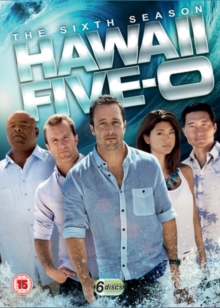 Hawaii Five-0: Season 6, DVD DVD