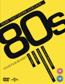 Films That Define a Decade: '80s, DVD DVD