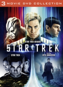 Star Trek/Star Trek Into Darkness/Star Trek Beyond, DVD DVD