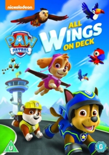 Paw Patrol: All Wings On Deck, DVD DVD