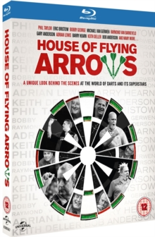 House of Flying Arrows, Blu-ray BluRay