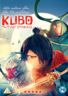 Kubo and the Two Strings, DVD DVD