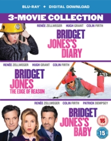 Bridget Jones's Diary/The Edge of Reason/Bridget Jones's Baby, Blu-ray BluRay