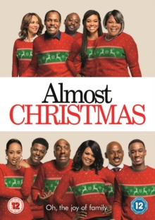 Almost Christmas, DVD DVD