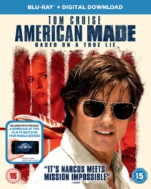 American Made, Blu-ray BluRay