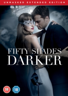 Fifty Shades Darker - The Unmasked Extended Edition, DVD DVD