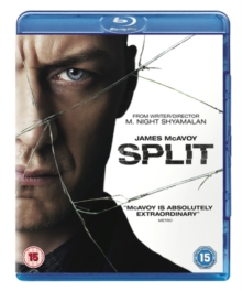Split, Blu-ray BluRay