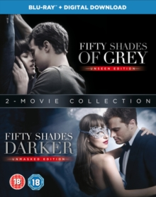 Fifty Shades: 2-movie Collection, Blu-ray BluRay