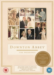 Downton Abbey: The Weddings, DVD DVD