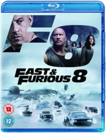 Fast & Furious 8, Blu-ray BluRay