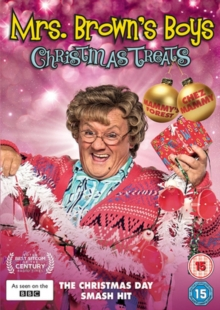 Mrs Brown's Boys: Christmas Treats, DVD DVD