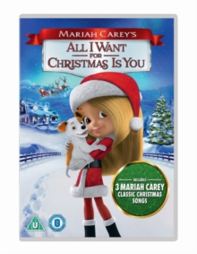 Mariah Carey's All I Want for Christmas Is You, DVD DVD