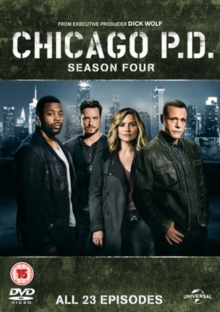 Chicago P.D.: Season 4, DVD DVD