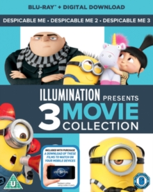 Illumination Presents: 3-movie Collection, Blu-ray BluRay