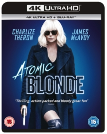 Atomic Blonde, Blu-ray BluRay