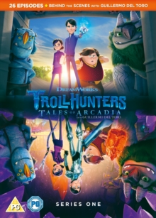 Trollhunters - Tales of Arcadia: Series One, DVD DVD