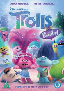 Trolls: Holiday, DVD DVD