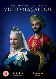 Victoria and Abdul, DVD DVD
