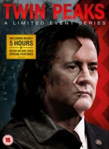 Twin Peaks: A Limited Event Series, DVD DVD