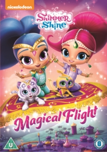 Shimmer and Shine: Magical Flight, DVD DVD