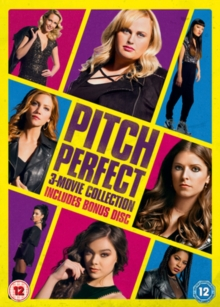 Pitch Perfect: 3-movie Collection, DVD DVD