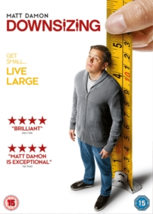 Downsizing, DVD DVD