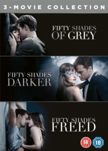 Fifty Shades: 3-movie Collection, DVD DVD
