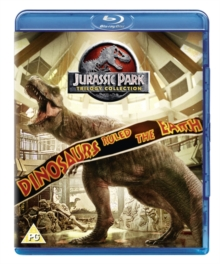 Jurassic Park: Trilogy Collection, Blu-ray BluRay