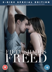 Fifty Shades Freed, DVD DVD