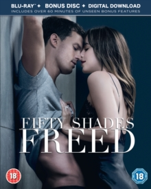 Fifty Shades Freed, Blu-ray BluRay