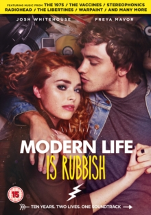 Modern Life Is Rubbish, DVD DVD