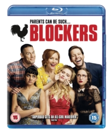 Blockers, Blu-ray BluRay