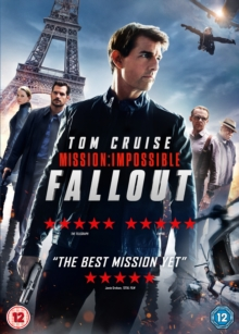 Mission: Impossible - Fallout, DVD DVD
