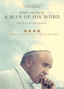 Pope Francis - A Man of His Word, DVD DVD