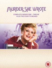 Murder She Wrote: Complete Series One - Twelve