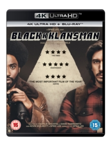 BlackkKlansman, Blu-ray BluRay